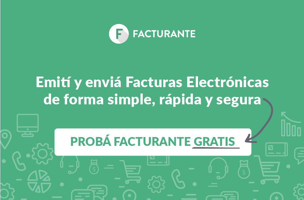 Probá Facturante gratis