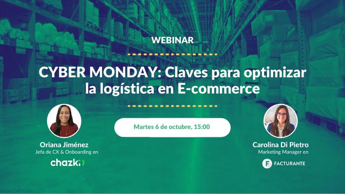 Cyber Monday: Claves para optimizar la logística